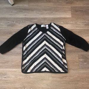 Small Alfred Dunner Sweater